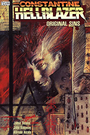 Hellblazer OS Cover