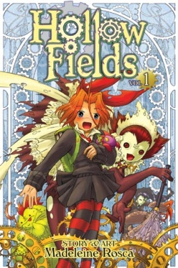 Hollow Fields Cover
